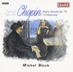 Michel Block Plays Chopin