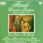 Handel,George Friedric/ ; Chandos Anthems Vol.2