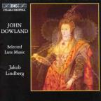 John Dowland: Selected Lute Music