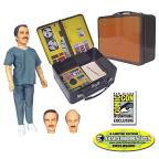 SMDM Dr. Wells With Tin Tote-Sdcc Exclusive Case