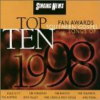 Singing News Fan Awards Top Ten Southern Gospel Songs Of 1998