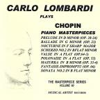 Chopin Piano Masterpieces
