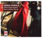Senza Parole: Opera without Words