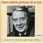 Charles Munch & The Boston Symphony Orchestra On Tour