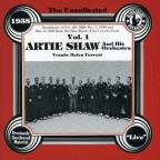 Uncollected Artie Shaw & His Orchestra, Vol. 1: 1938