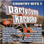 Party Tyme Karaoke - Country Hits 7