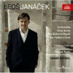 Leos Janacek: Sinfonietta; Taras Bulba; The Ballad of Blanik; The Fiddler's Child