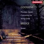 Goossens, Bridge: Sextets, etc / ASMF Chamber Ensemble