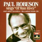 Paul Robeson Sings &quot;Ol' Man River&quot; &amp; Other Favorites