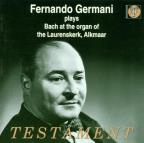 Fernando Germani Plays Bach