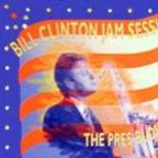 Bill Clinton Jam Session-The Pres Blows