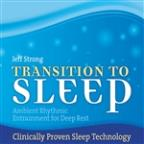 Transition To Sleep: Ambient Rhythmic Entrainment For Deep Rest