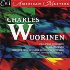 Wuorinen: Two Part Symphony/Chamber Concerto For Tuba/Piano Concerto/Chamber Concerto