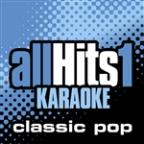 All Hits Karaoke: Classic Pop Vol.1