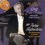 Rubinstein Collection- Grieg: Piano Concerto, Ballade, etc