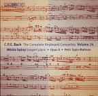 C.P.E. Bach: The Complete Keyboard Concertos, Vol. 14