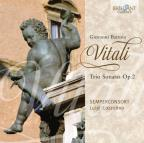 Giovanni Battista Vitali: Trio Sonatas Op. 2