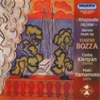 Rhapsodie Nicoise: Clarinet music by Eugene Bozza