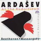 Ardasev At The Rudolfinum