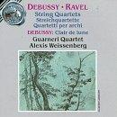 Debussy, Ravel: String Quartets, Clair de lune / Guarneri