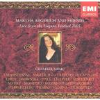 Martha Argerich and Friends Live from the Lugano Festival 2005