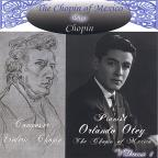 Chopin of Mexico Plays Chopin, Vol. 1