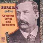 Borodin: Complete Songs and Romances