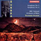 Rubbra: Symphony No. 2; Symphony No. 6