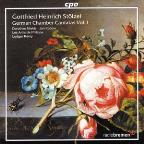 Gottfried Heinrich Stölzel: German Chamber Cantatas, Vol. 1