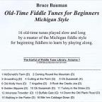 Old-Time Fiddle Tunes for Beginners, Michigan Style