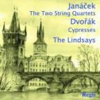 Janacek: The Two String Quartets; Dvorak: Cypresses