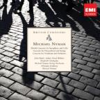 Michael Nyman: Double Concerto for Saxophone & Cello; Harpsichord Concerto; Trombone Concerto
