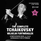 Complete Tchaikovsky: Symphonies Nos. 4, 5 & 6; Serenade for Strings