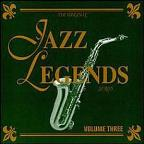 Original Jazz Legends, Vol. 3: Salute to Gershwin