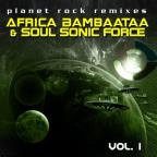 Planet Rock Remixes, Vol. 1