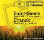 Saint-Saens: Symphony No. 3; Franck: Symphony in D minor