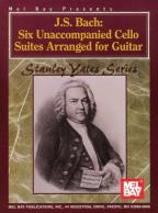 J.S. Bach: Six Unaccompanied Cello Suites Arranged for Guitar, Vol. 1