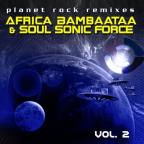 Planet Rock Remixes, Vol. 2