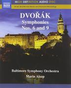 Dvorak: Symphonies Nos. 6 and 9