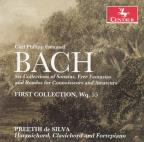 Carl Philipp Emanuel Bach: Six Sonatas, First Collection, Wq. 55