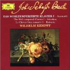 Bach J.S: The Well Tempered Cl