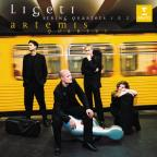 Ligeti: String Quartets 1 & 2