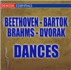 Beethoven: 12 Contredanses - Brahms: Hungarian Dances - Dvorak: Slavonic Dances - Bartok: Romanian Folk Dances