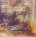 Songs Of Frank Bridge / Watson, Winter, Macdougall, Etc