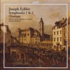 Joseph Eybler: Symphonies 1 &amp; 2; Overture