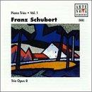 Schubert: Piano Trios Vol 1 / Opus 8 Trio