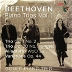 Beethoven: Piano Trios, Vol. 1