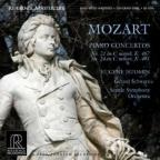 Mozart: Piano Concertos Nos. 21 and 24