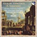 "Vivaldi: Concerti ""Amoroso"" / Pinnock, The English Concert"