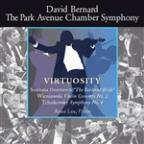 Virtuosity - Smetana: Overture To The Bartered Bride - Wieniawski: Violin Concerto No. 2 - Tchaikovsky: Symphony No. 4